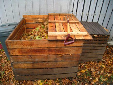 Как можно сделать компостную яму 8