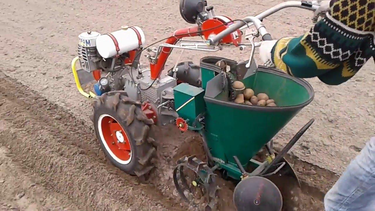 Картопле сажалки своими руками фото 794
