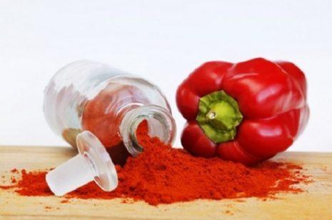 Красный перец и паприка одно и тоже