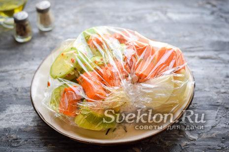 запекать овощи в духовке 40 минут