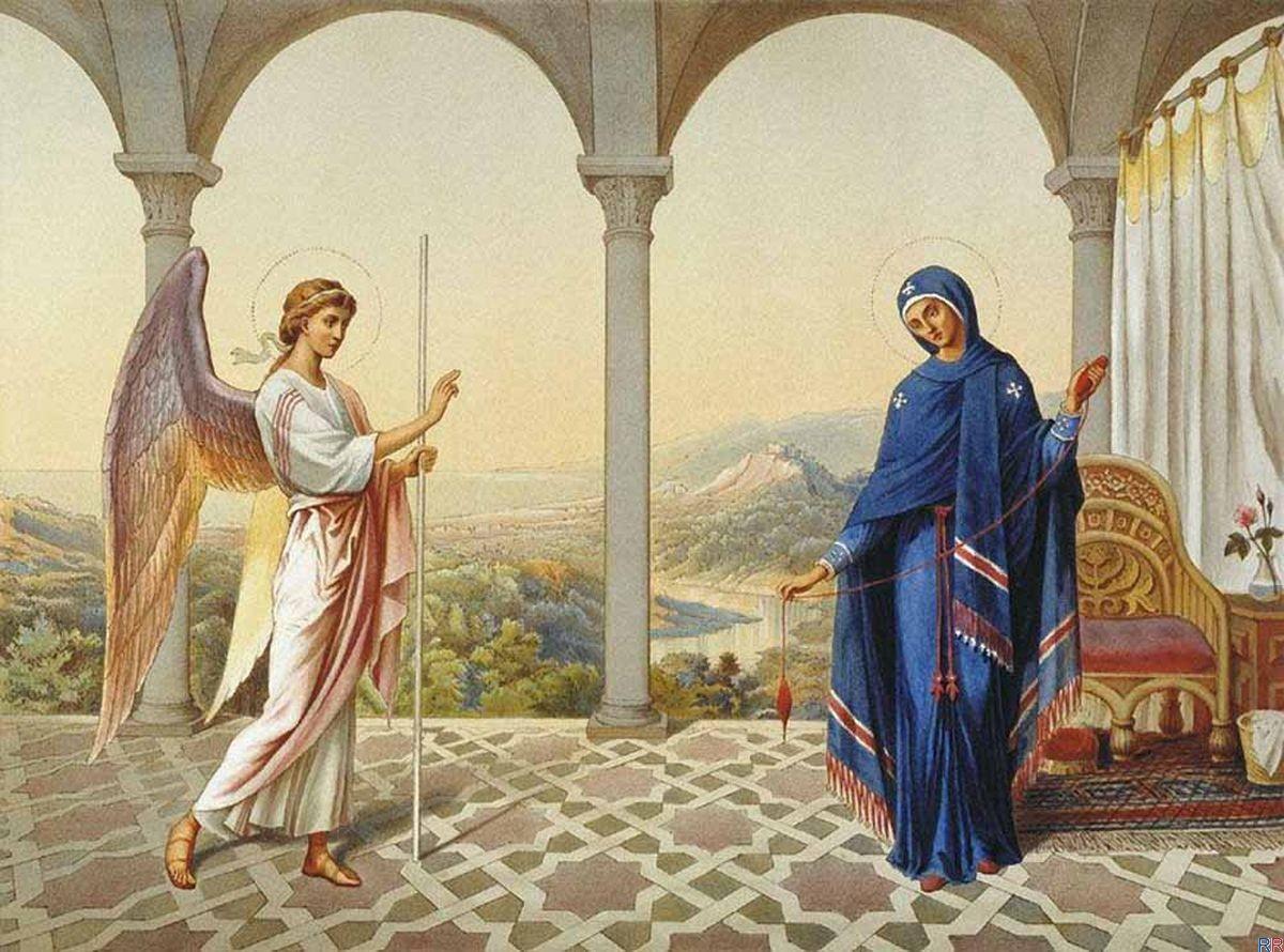 Приметы и обряды на Благовещение — популярные заговоры