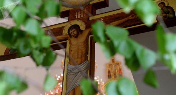 28 мая 2018 года - Духов день (День Святого Духа):