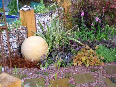Кустарник в саду