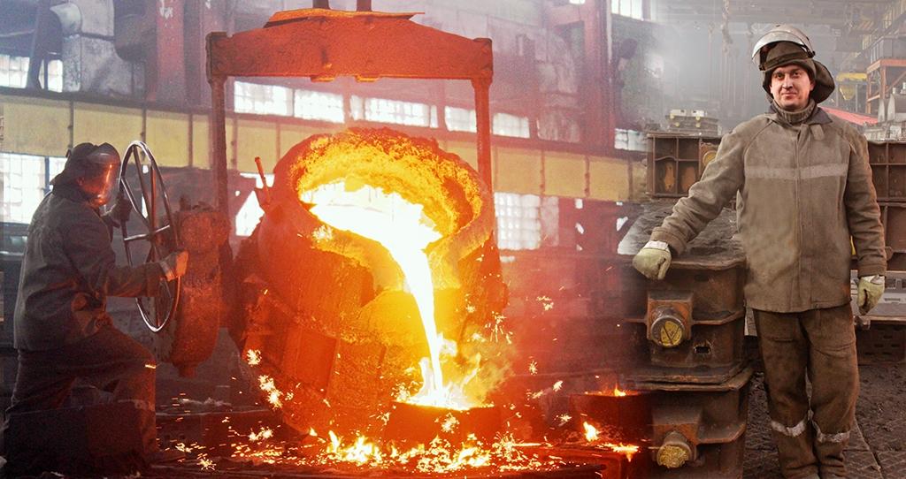День металлурга в Росии