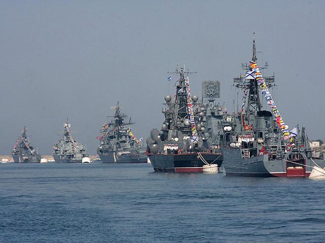 Корабли в Севастополе