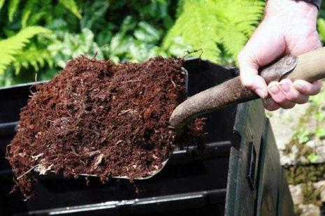 удобрение компостом