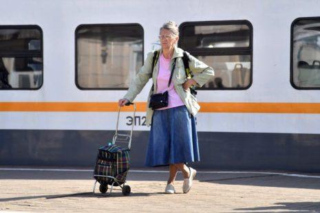 Бесплатный проезд для пенсионеров в Московской области в 2018 году, последние новости