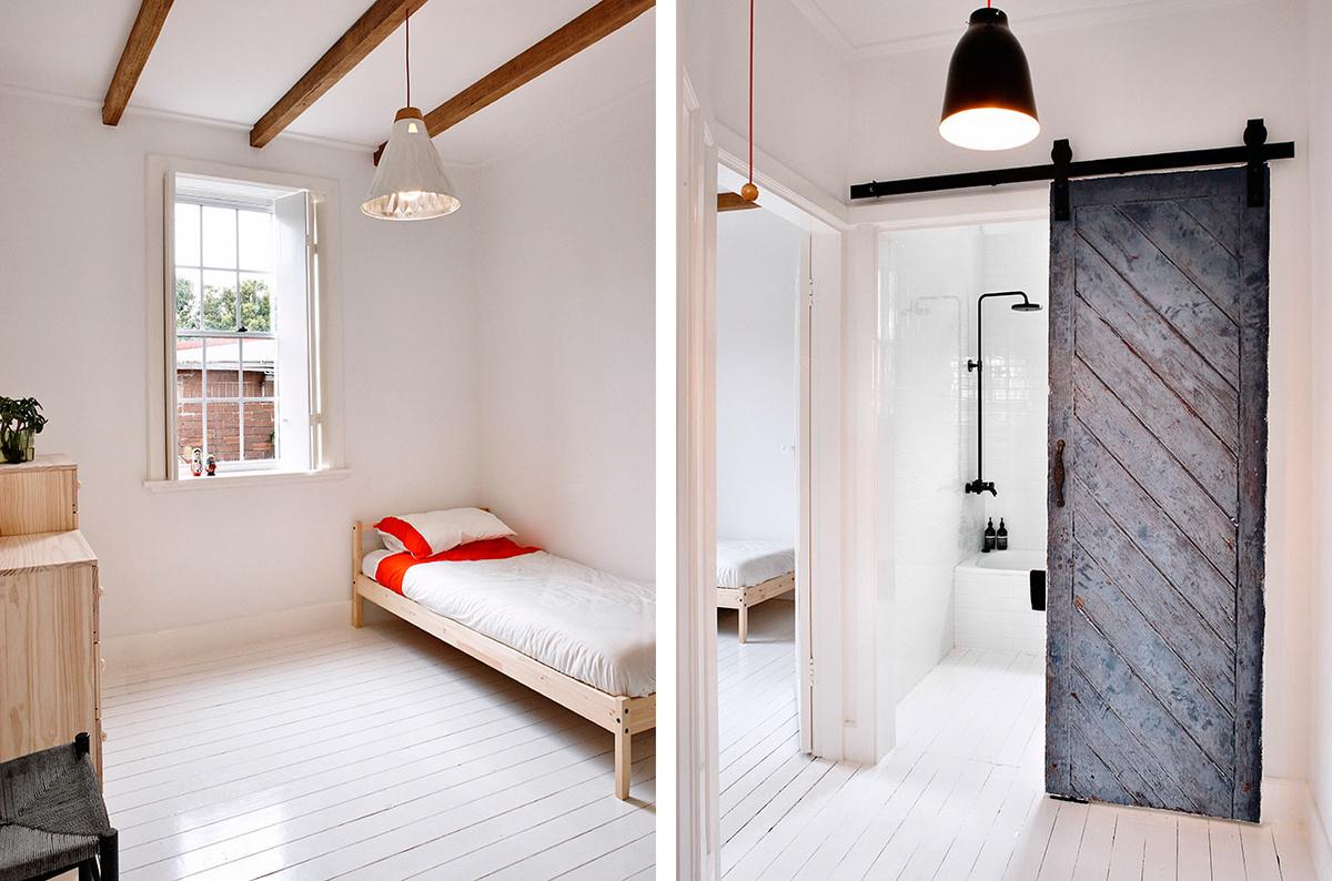 Скандинав спальня