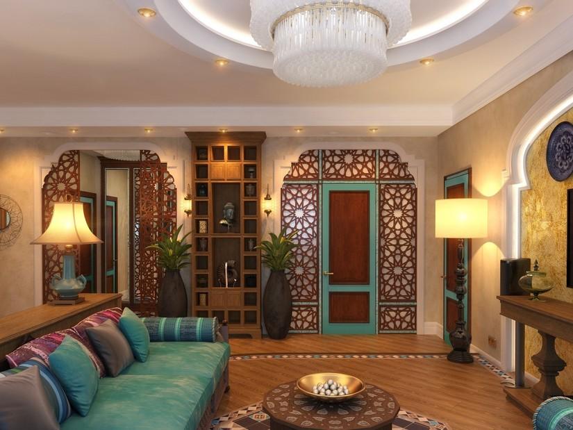 Восточная гостиница