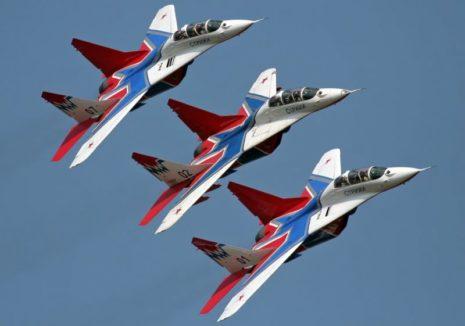 Какого числа День ВВС в 2020 году в России?