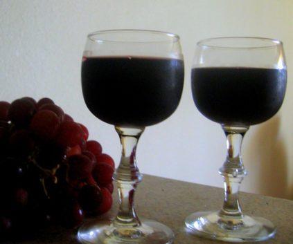 домашнее крепленное вино