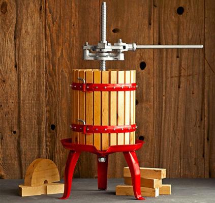 пресс для вина