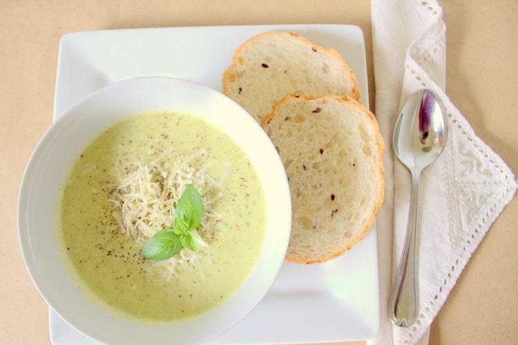 Кремовый суп