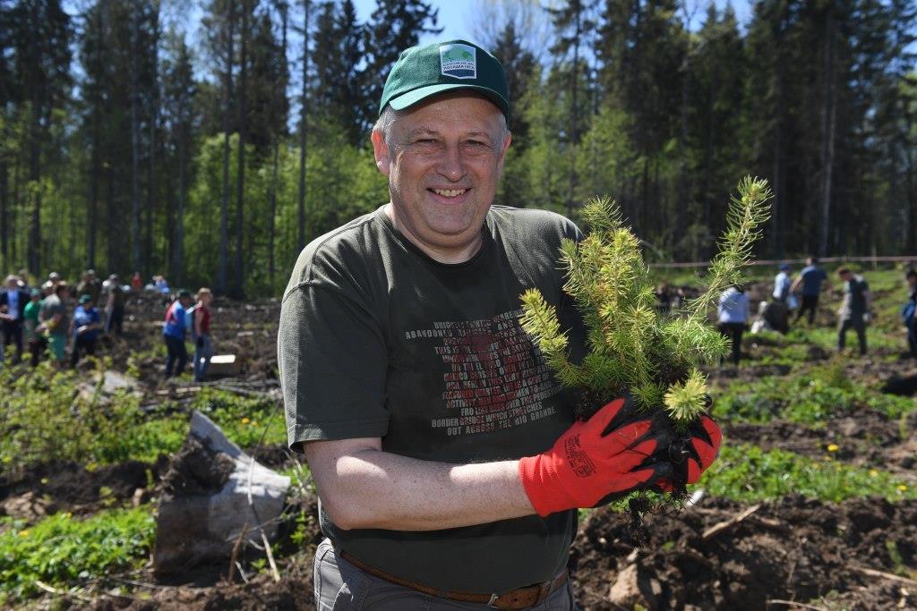 посадки в Ленинградской области