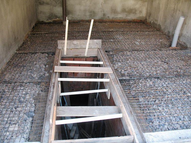 Смотровая яма в гараже своими руками: технологии строительства, пошаговая инструкция, фото