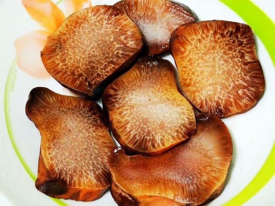 Заморозка гриба
