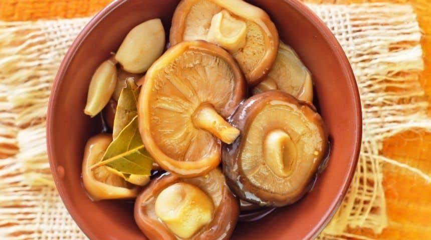 Серушки соленые