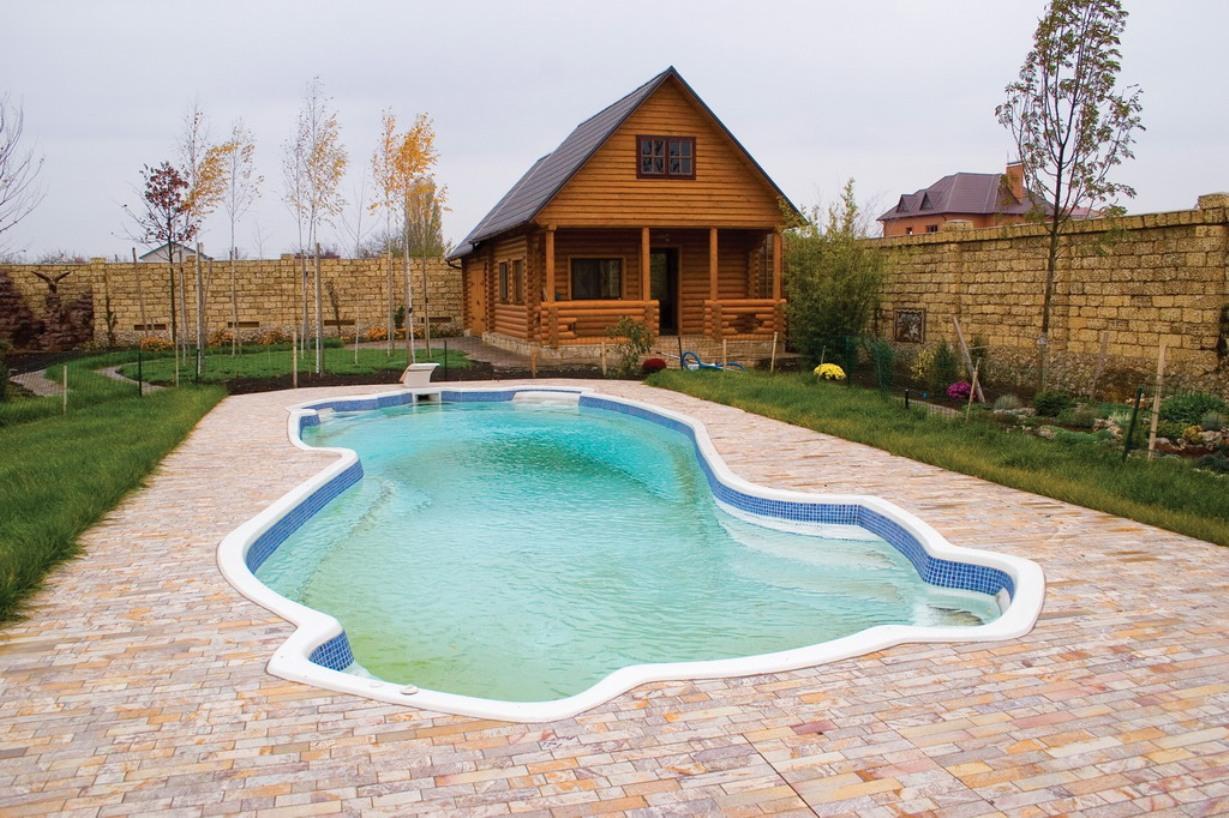 асимметричный бассейн