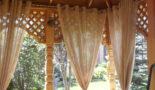 шторы для беседки