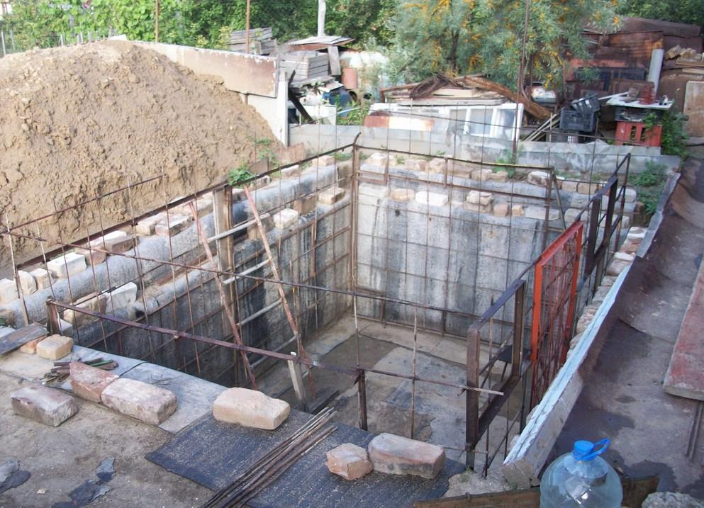томата фото бассейн из блоков белоруссии планах созданию