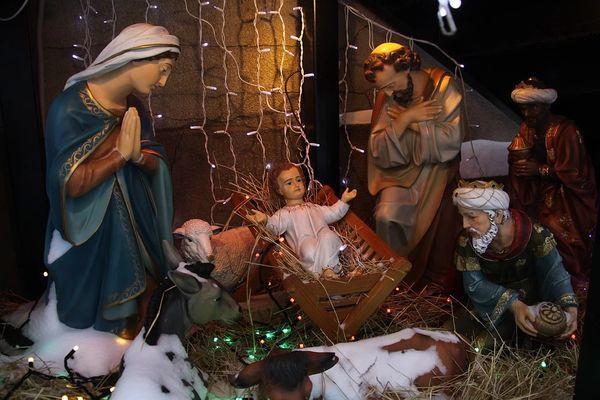 Католическое Рождество в Москве