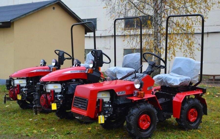 мини-трактора Беларус