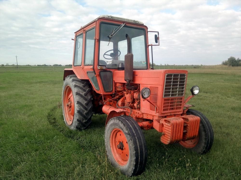 МТЗ-550
